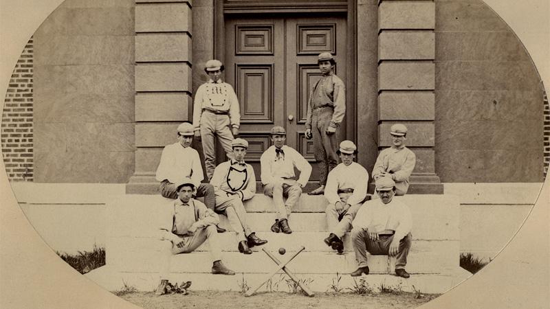 Hamilton Baseball - 1870