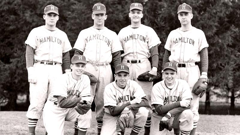 Hamilton Baseball - 1951
