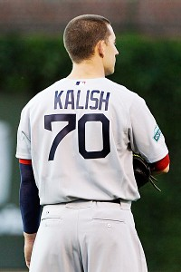 Red Sox's Kalish to have right shoulder surgery