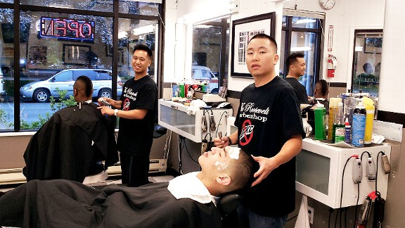 Roosevelt Barbershop