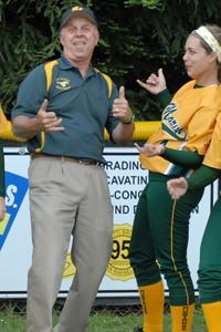 California high school softball
