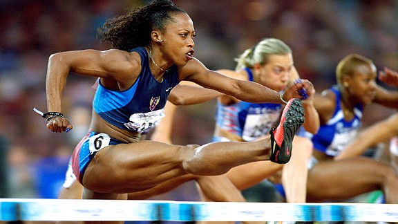 Though she never won an Olympic medal in her signature event, the 100-meter hurdles, Devers is only the second woman in history to win two Olympic gold medals in the 100 meters.