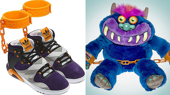 Adidas/Pet Monster