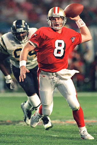 Steve Young Super Bowl XXIX
