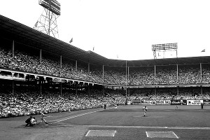 Ebbets Field, Joe Adcock