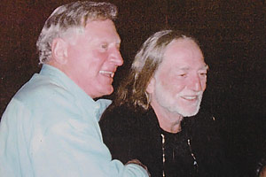 Joe Jamail, Willie Nelson
