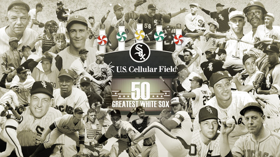 50 Greatest White Sox