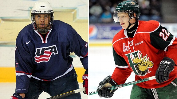 Seth Jones/Nathan MacKinnon