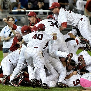 South Carolina baseball