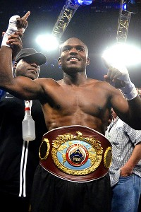 Timothy Bradley Jr.