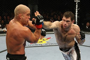 Forrest Griffin and Tito Ortiz