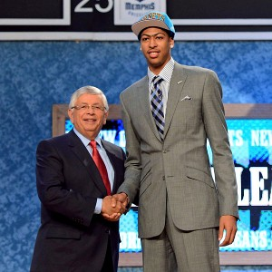 Anthony Davis, David Stern