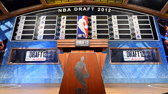 NBA Draft Stag