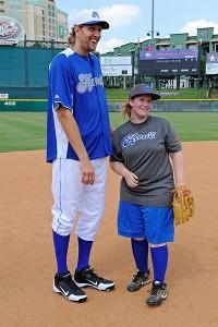 Heroes Baseball, Dirk Nowitzki