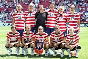USA women's soccer