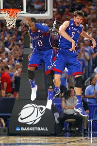 Thomas Robinson and Jeff Withey