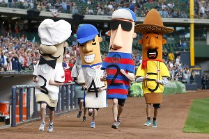 Milwaukee Sausage Race