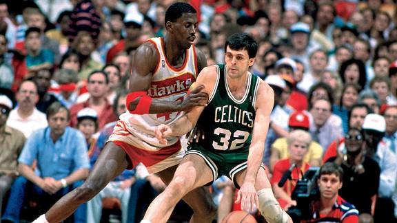 Kevin McHale & Kevin Willis