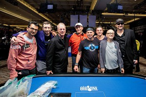 One Drop final table