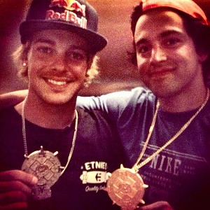 Ryan Sheckler, Paul Rodriguez