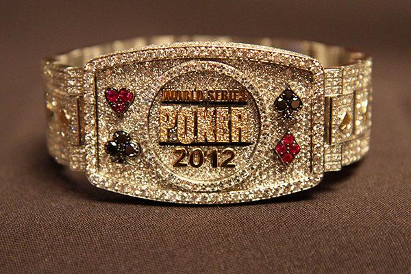 World Poker Tour bracelet