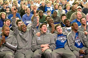 Creighton on Selection Sunday