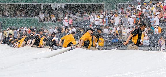 Pittsburgh Pirates Rain
