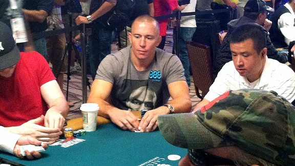 GSP Playing Poker