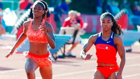 Womens USATF 100