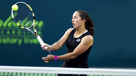 Irina Falconi is a roster player for the Boston Lobsters and an example of the league's dedication to developing young talent.