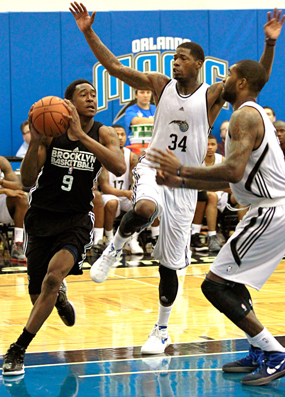 MarShon Brooks and DeAndre Liggins