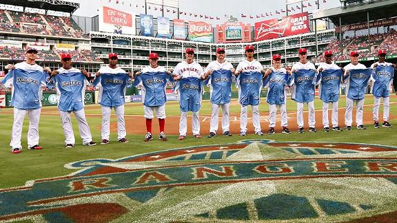 Rangers All Stars