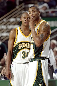 Ray Allen and Rashard Lewis