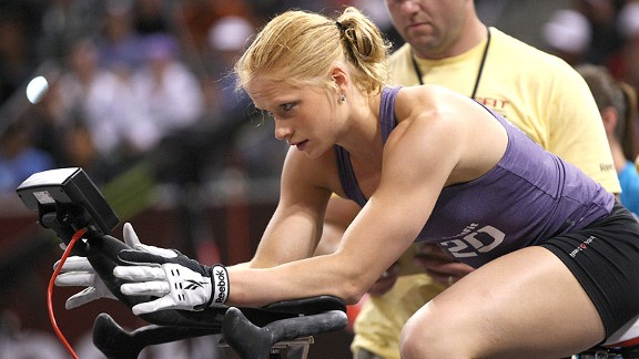 Annie Thorisdottir can do just about anything athletically, but observers agree her greatest asset in CrossFit competition is her nonstop motor.