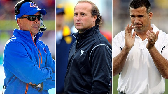 Chris Petersen/Dana Holgorsen/Mario Cristobal