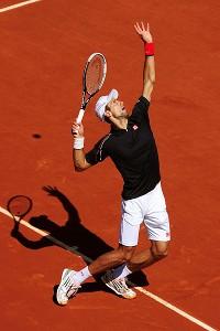 Roger Federer & Novak Djokovic
