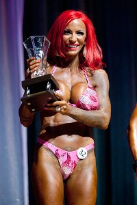 Jodie Marsh Ditched Old Lifestyle To Become Champion