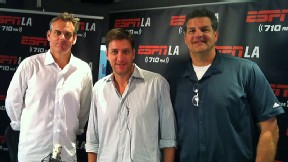 Colin Cowherd, Mike Greenberg, Mike Golic