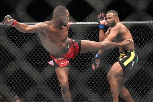 Jon Jones/Rashad Evans 
