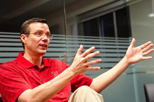 Tim Miles