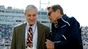 Joe Paterno & Graham Spanier