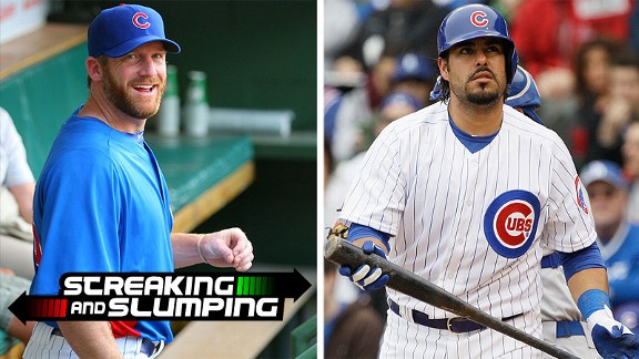 Ryan Dempster and Geovany Soto