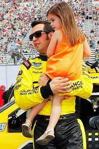 Sam Hornish Jr., Addison Hornish