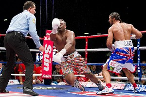 Chisora, Haye