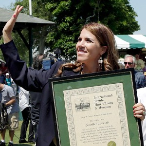 Jennifer Capriati 