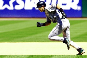 Seattle Mariners' Ichiro Suzuki
