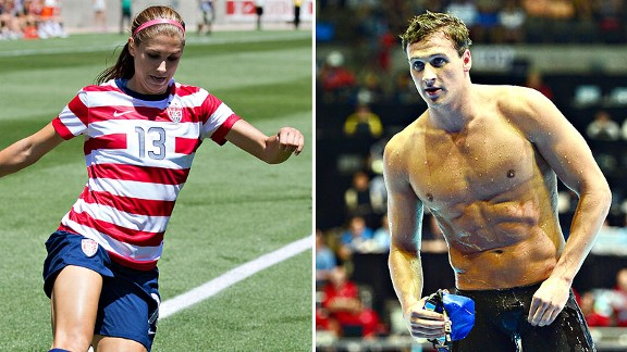 Lochte/Morgan