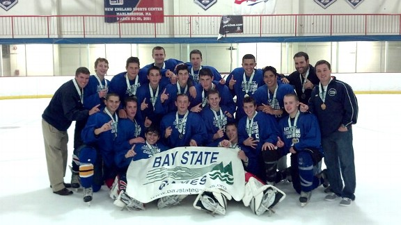 Bay State hockey