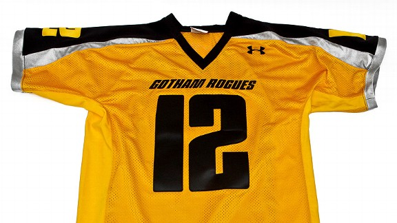 Gotham Rogues jersey