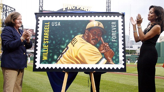 Willie Stargell stamp